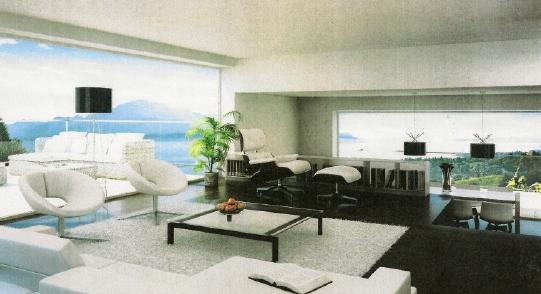 4104 Апартаменты с видом на озеро г.Шерне (Швейцария)