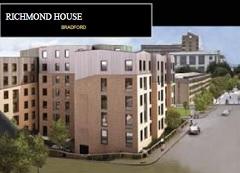 4408 Маленькие квартиры от16 кв м до 28 кв м в комплексе Richmond House, Бредфорд(Великобритания).
