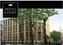 4402 Квартиры 1сп, 2сп,3сп, комплекс Royal Court, Лондон(Великобритания).