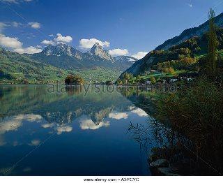 4109 Террасные апартаменты в кантоне Швиц (Швейцария).