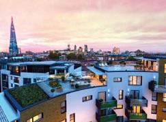4404 Квартиры 3сп, проект Tower Bridge, Лондон (Великобритания).