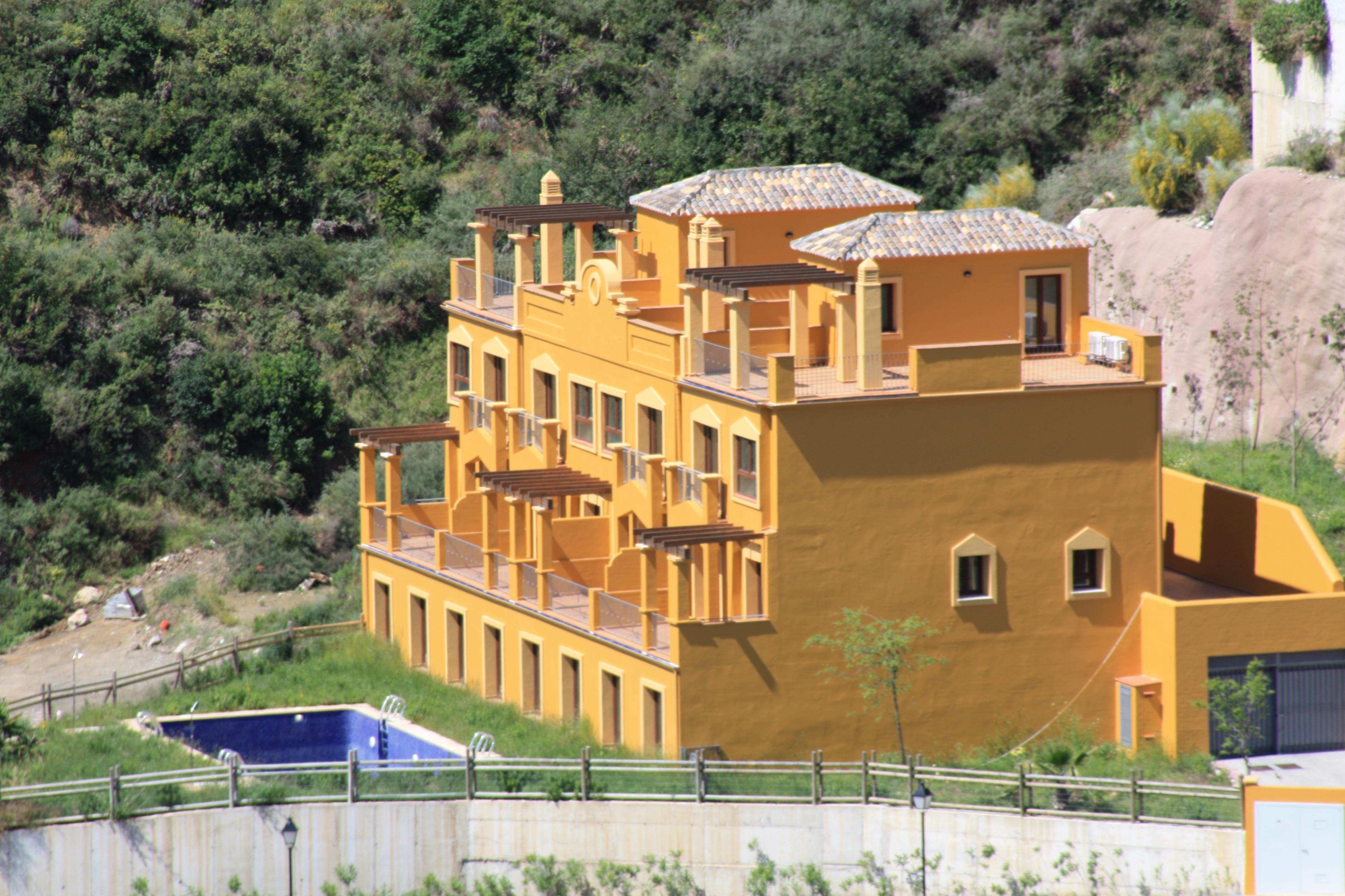 34243 Роскошные виллы в Benahavis Hills Country Club, Коста дельСоль, (Испания).