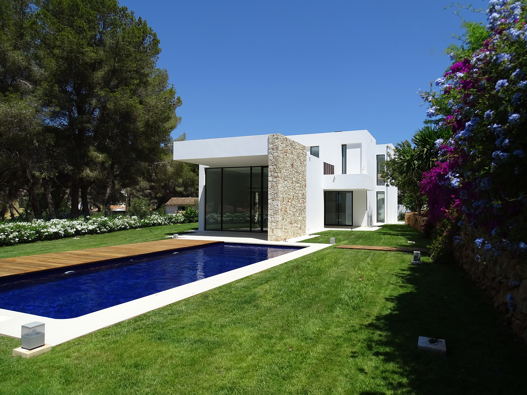 34252 The villa from the owner, El Porte, Moraira (Spain)