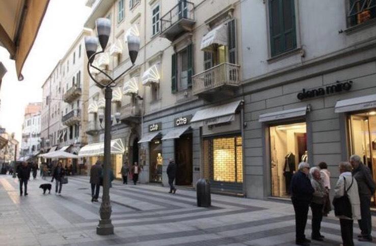 13-1117 Квартира в центре Сан Ремо ( Италия).