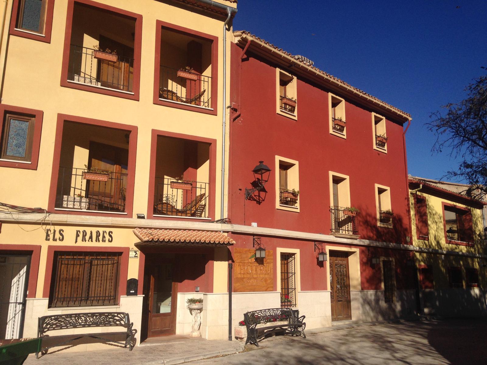 №2-1218 Отель в провинции Аликанте( Испания)